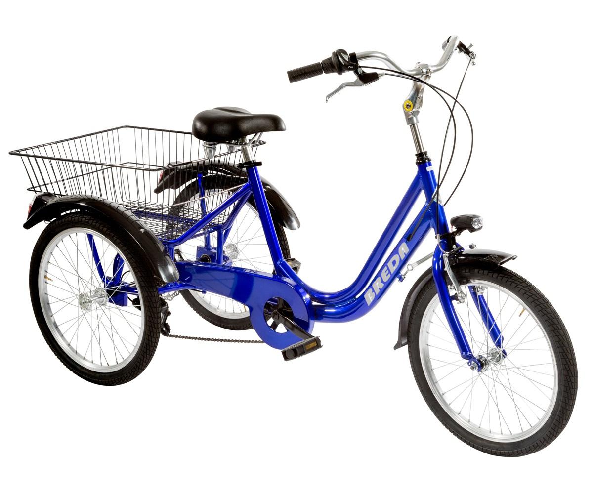 Bici A 3 Ruote Breda Cicli