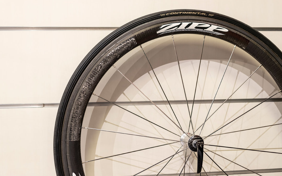Ruote ZIPP 303 full carbon