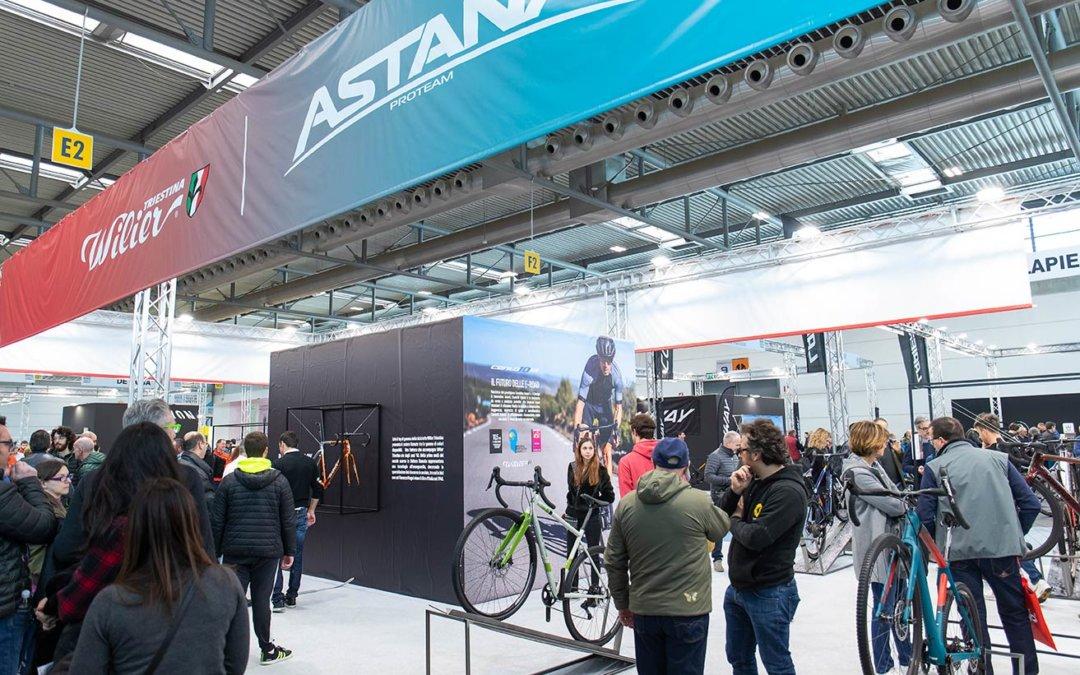 Cosmobikeshow 2020. Le bici elettriche piacciono.