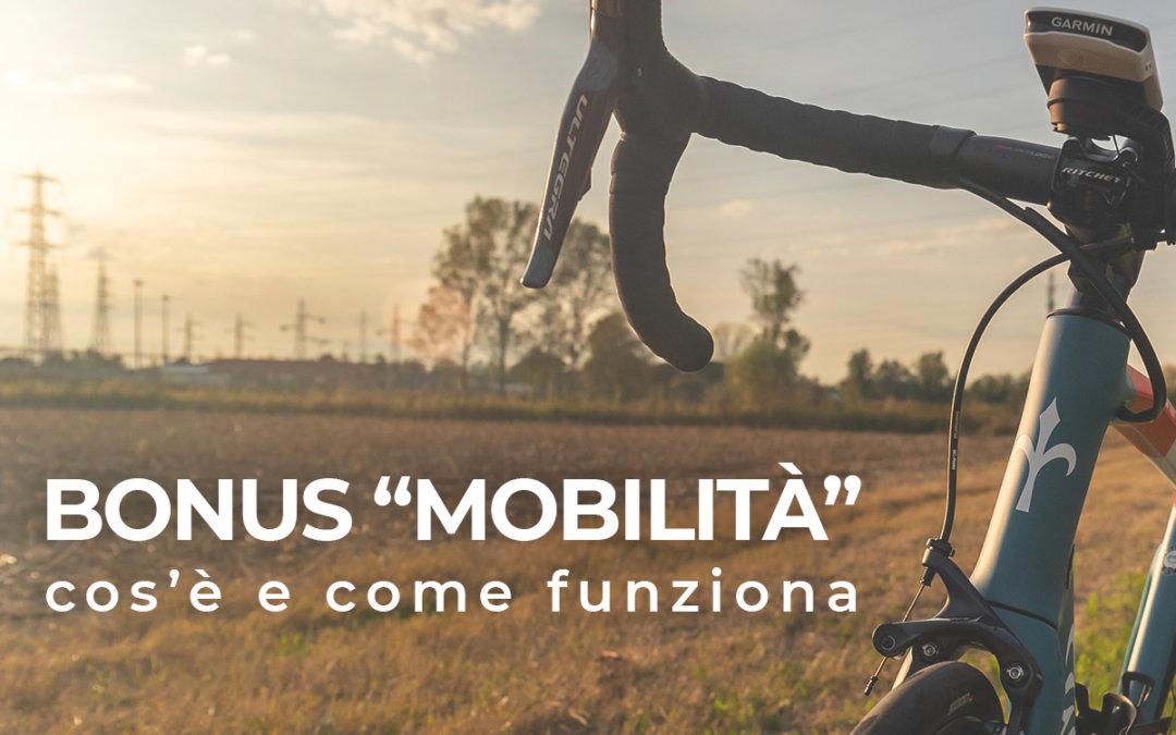 """BONUS """"MOBILITÀ"""" – ECCO COSA C'È DA SAPERE"""
