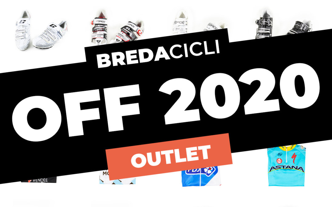 "PROMOZIONE ""OFF 2020 OUTLET"""