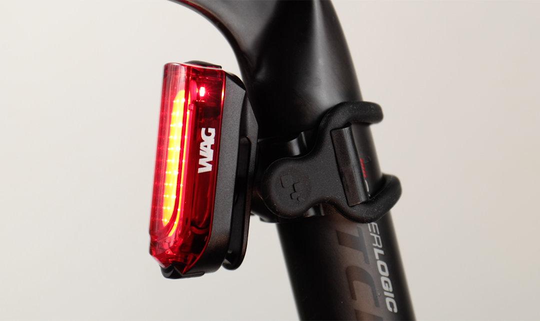 La nostra recensione della luce per bici WIKI LIGHT